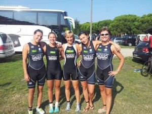 squadra Galileo femminile